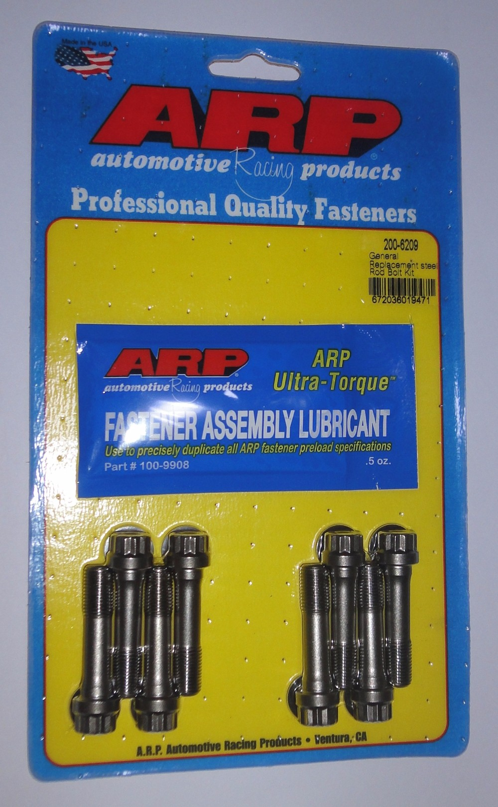 arp bolts packing inner box 1