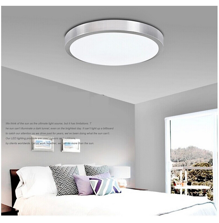 18w 24w 36w 48w led ceiling lamp 220v livingroom bedroom