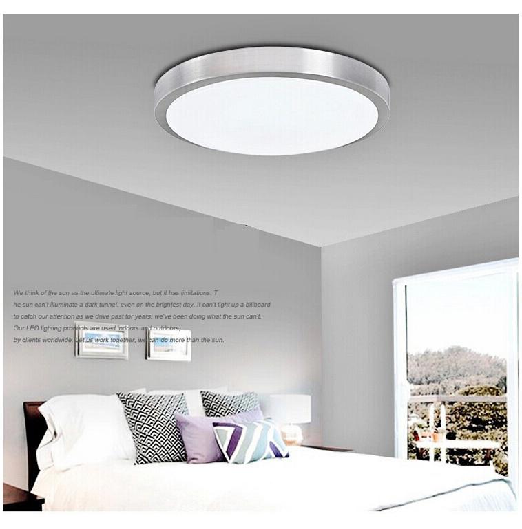 18W 24W 36W 48W LED Ceiling Lamp 220V Livingroom Bedroom Lighting Ceiling Led Light Plate Ceiling Light Modern Lighting Home(China (Mainland))