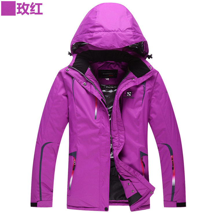 Outdoor winter ski suit ski clothing for men and women couple models thick warm waterproof windproof windbreaker jacket slip<br><br>Aliexpress