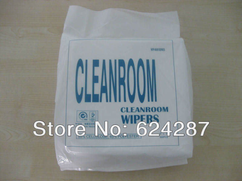 !!9*9 inch,300pcs/bag Cleanroom Wipers Wiping Paper Oil Absorbing Cleaning Cloth Purifying Wipe - Trendy Way Online Store store