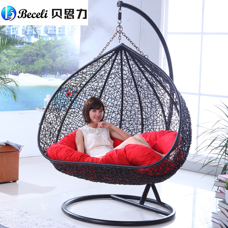 Beth force dormitory bedroom balcony chair indoor hammock