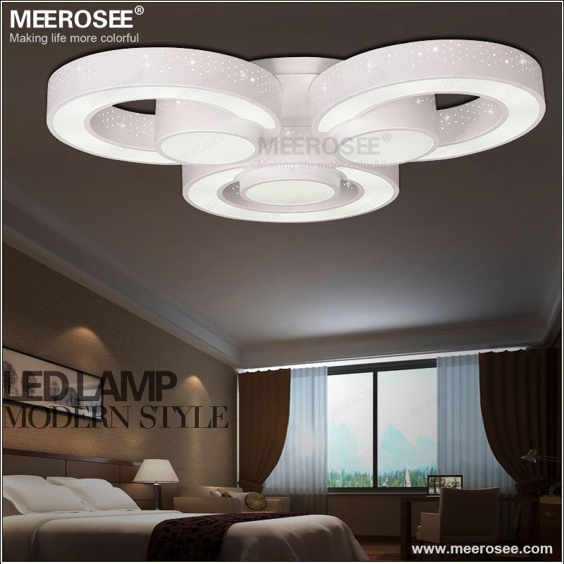 New Design Ceiling Lights : Aliexpress buy top fashion painted abs iron