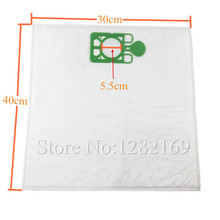 5 pieces/lot Vacuum Cleaner Bags HEPA Filter Dust Bag replacement for Numatic NVM-1CH Henry James JVH 180 Hetty