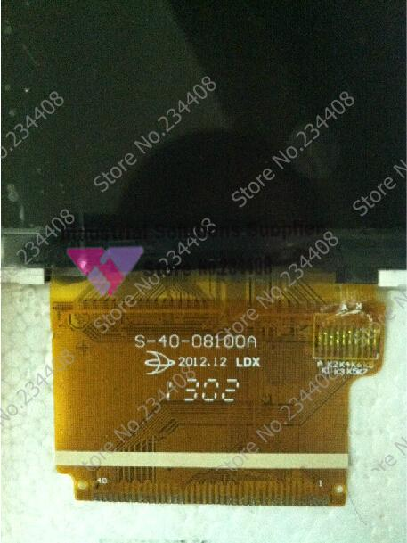S-40-08100A LCD screen display inner original disassemble box with lamp NO 373(China (Mainland))
