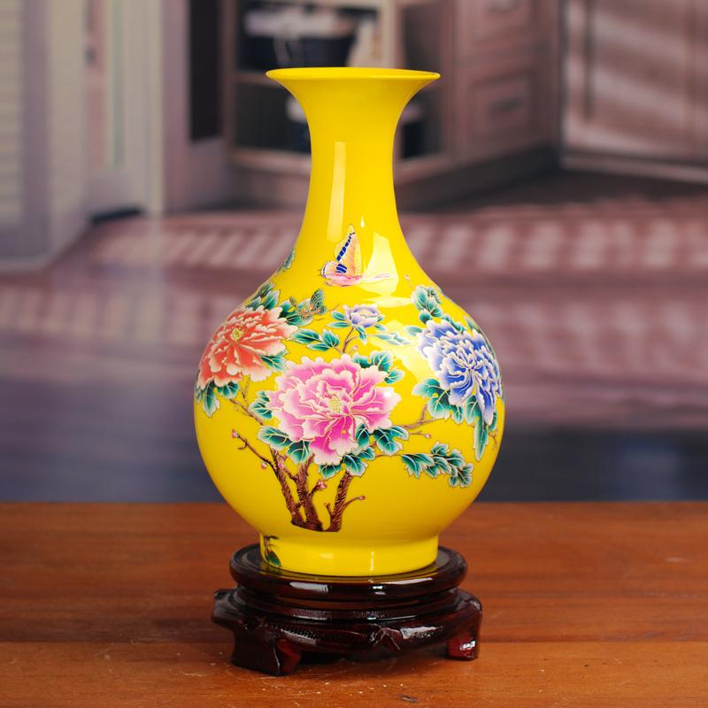 achetez en gros chinois vase en porcelaine en ligne des grossistes chinois vase en porcelaine. Black Bedroom Furniture Sets. Home Design Ideas