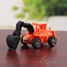 The small truck toys for children/Gifts wholesale/Gifts for children/model toys/free shipping(China (Mainland))