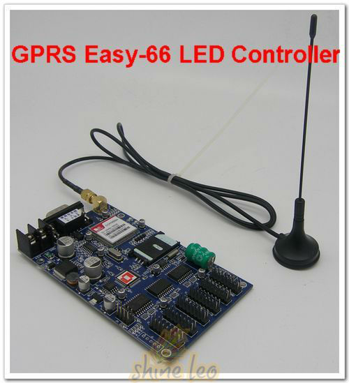 GPRS Easy-66 High Stable LED SIM Controller for Taxi & Bus(China (Mainland))