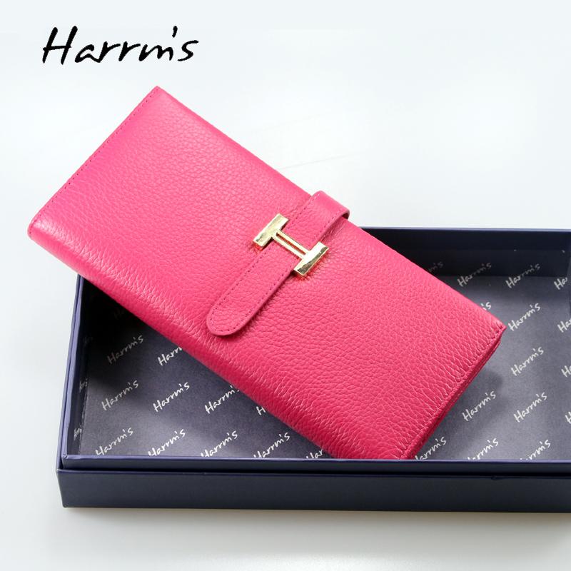 Womens wallet short design drawstring womens genuine cowhide leather wallet <br><br>Aliexpress