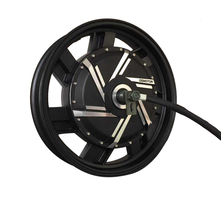Buy Qs 7000w 17inch In Wheel Hub Motor