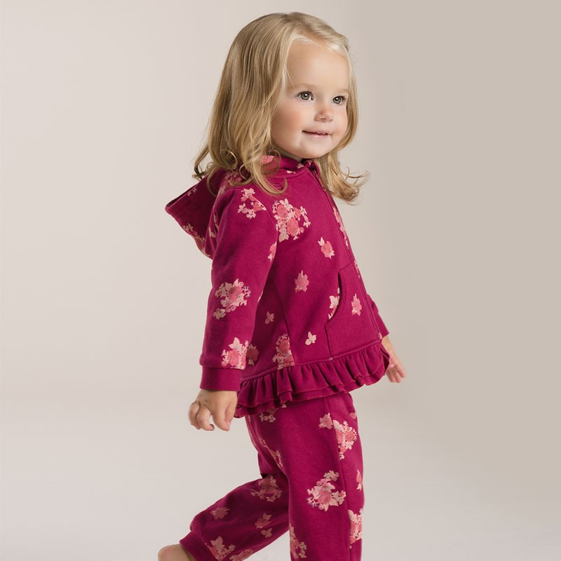 DB2887dave bella  autumn high quality baby clothing sets infant sets toddle clothes girls clothing sets baby sets