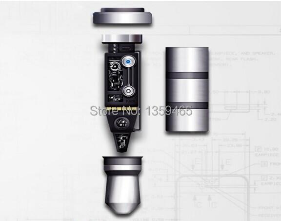 360 Klick Quick Button Smart Key Phone Dustproof Plug Andriod 4.0+ Smartphone Dust plug Mi Random Color - iZONE digital shops store