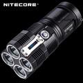 Factory Price Tiny Monster Nitecore TM26 4000 Lumnes Portable Searchlight CREE XM L2 U3 LED Flashlight