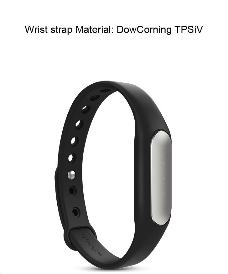 image for In Stock! New 2016 Original Xiaomi Mi Band 2 MiBand 2 1S 1A Smart Hear