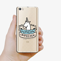 Phone case Mr wonderful Cartoon Transparent Clear silicon soft TPU case fundas cover for iPhone 6 6S