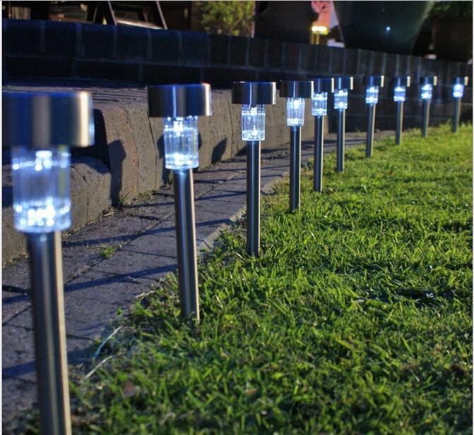 Garden decoration Solar butterfly Dragonfly bird garden outdoor decorative LED lamp landscape lights