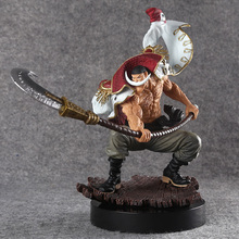 One Piece Action Figure WHITEBEARD Pirates Edward Newgate PVC Onepiece SCultures the TAG team Anime Figure Toys Japanese Figures(China (Mainland))