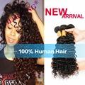 Charming 4 Bundles 8a Malaysian Deep Wave Virgin Hair Weaving Cheap Virgin Hair Human Hair Weave