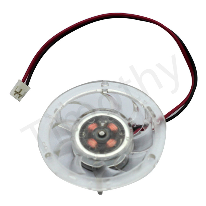 ROUND SVGA/VGA Video Card Chipset/Chip Cooling COOLER Fan 48 mm 2pin 1PC #FS016 - ShenZhen MANNA HOME store