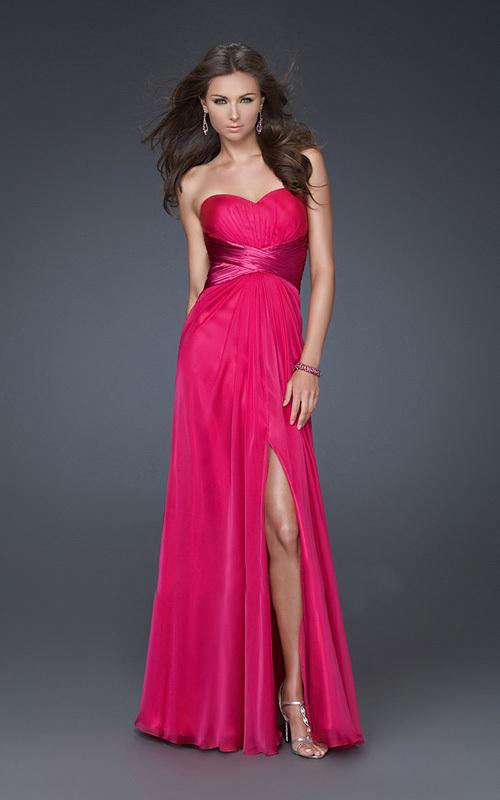 Длинные красивые платья для девушек
