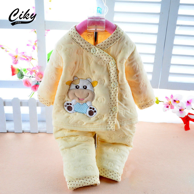 2015 Newborn baby set Baby Clothing Set Cotton Autumn ...