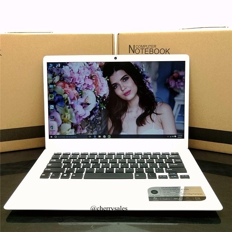 14.1 Inch Laptop Computer Intel Atom X5-Z8350 4GB RAM 64GB ROM Windows 10 Ultrabook with WIFI HDMI Bluetooth 8000mAh battery