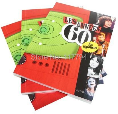 86 P A5 Magazine Printing, Cook Book,  Children Book(Costomer design only)<br><br>Aliexpress