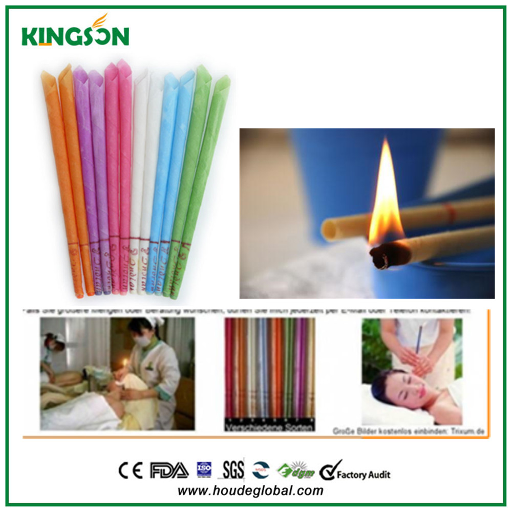 indian ear candle healthcare , free sample freight cost - Tianjin Houdejunzheng Science & Technology Co., Ltd. store