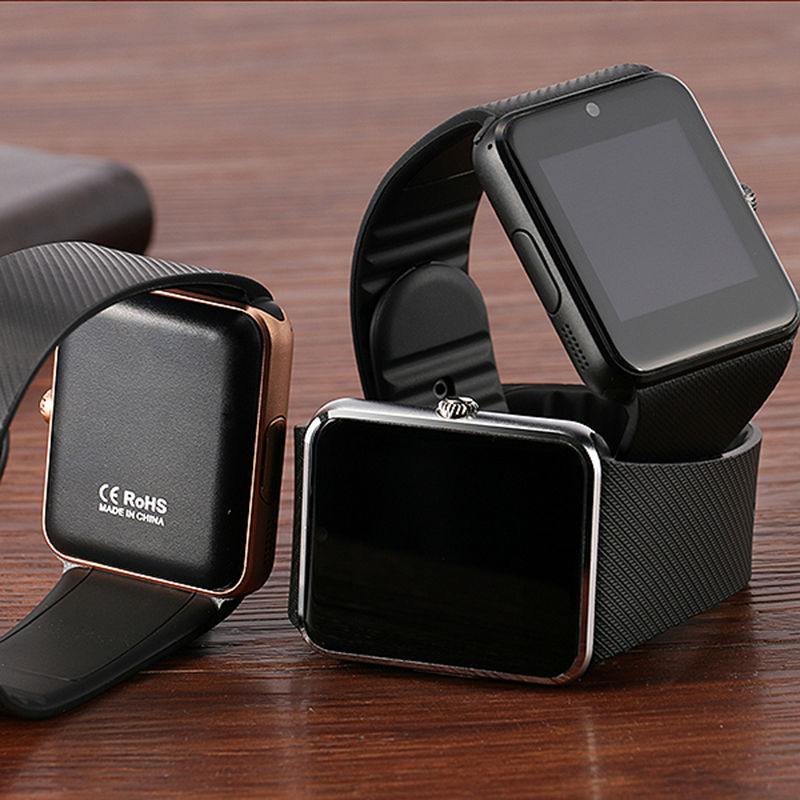 Newest and hottest Multi language Smart Watch GT08 Clock Sync Notifier Bluetooth Connectivity Mobile Phone Smartwatch(China (Mainland))