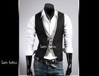 мужской костюм платье жилетки жилет colete словаре Терно chaleco для мужчин майка homme chaleco hombre coletes жилет