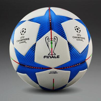 Newest 2016 Champions League Soccer Ball Berlin Wembley Soccer Ball Premier League Football granule slip-resistant Football(China (Mainland))