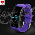 Waterproof Heart Rate Monitor Smart Wristbands Swim Fitness Tracker Bracelet Bluetooth Wristband for Android iOS Smart