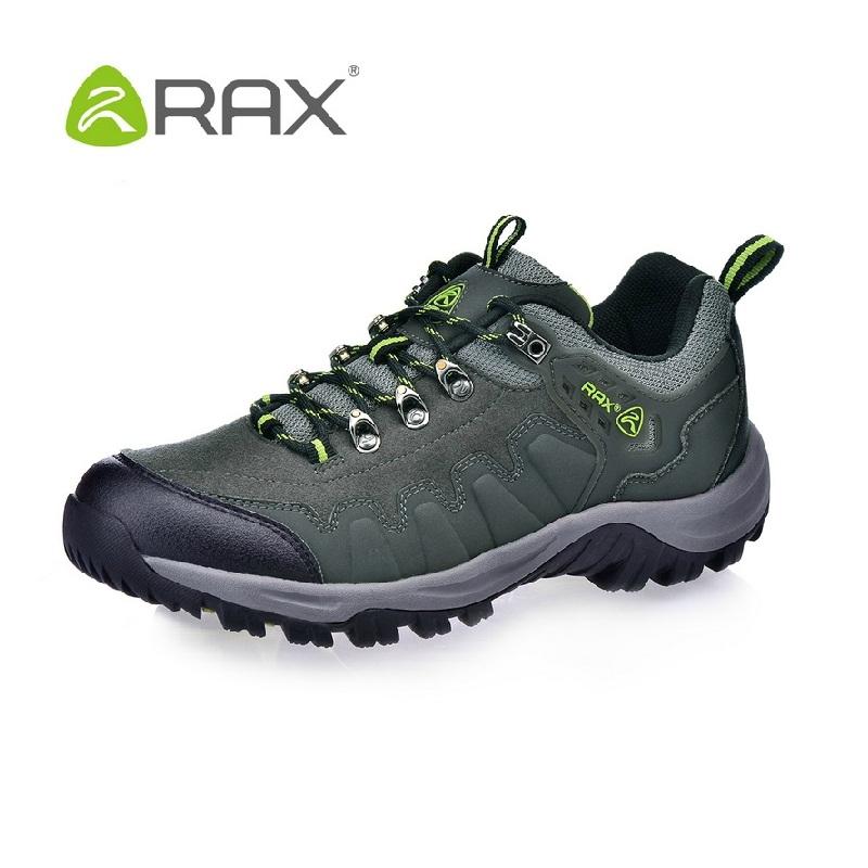 RAX authentic warm waterproof men casual shoes wear non-slip walking shoes climbing shoes men cross country size 39-44 #B2040(China (Mainland))