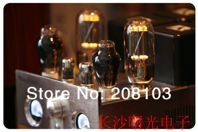 Shuguang treasure 300B-Z*2 845-T*2 vacuum tube Single ended tube amp kit 845 DIY class A audio hifi tube amplifier(China (Mainland))