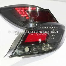 LED  Rear Lights  Regal Verano Opel insignia 09-13 year DB Smoke Black(China (Mainland))