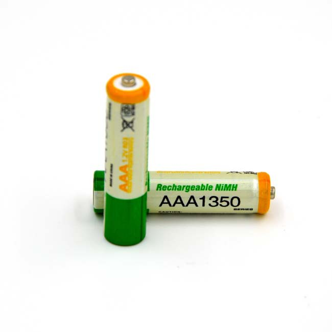 4 Pieces 1 2V AAA Rechargeable Battery NI MH Battery For Children s Toy Remote Control