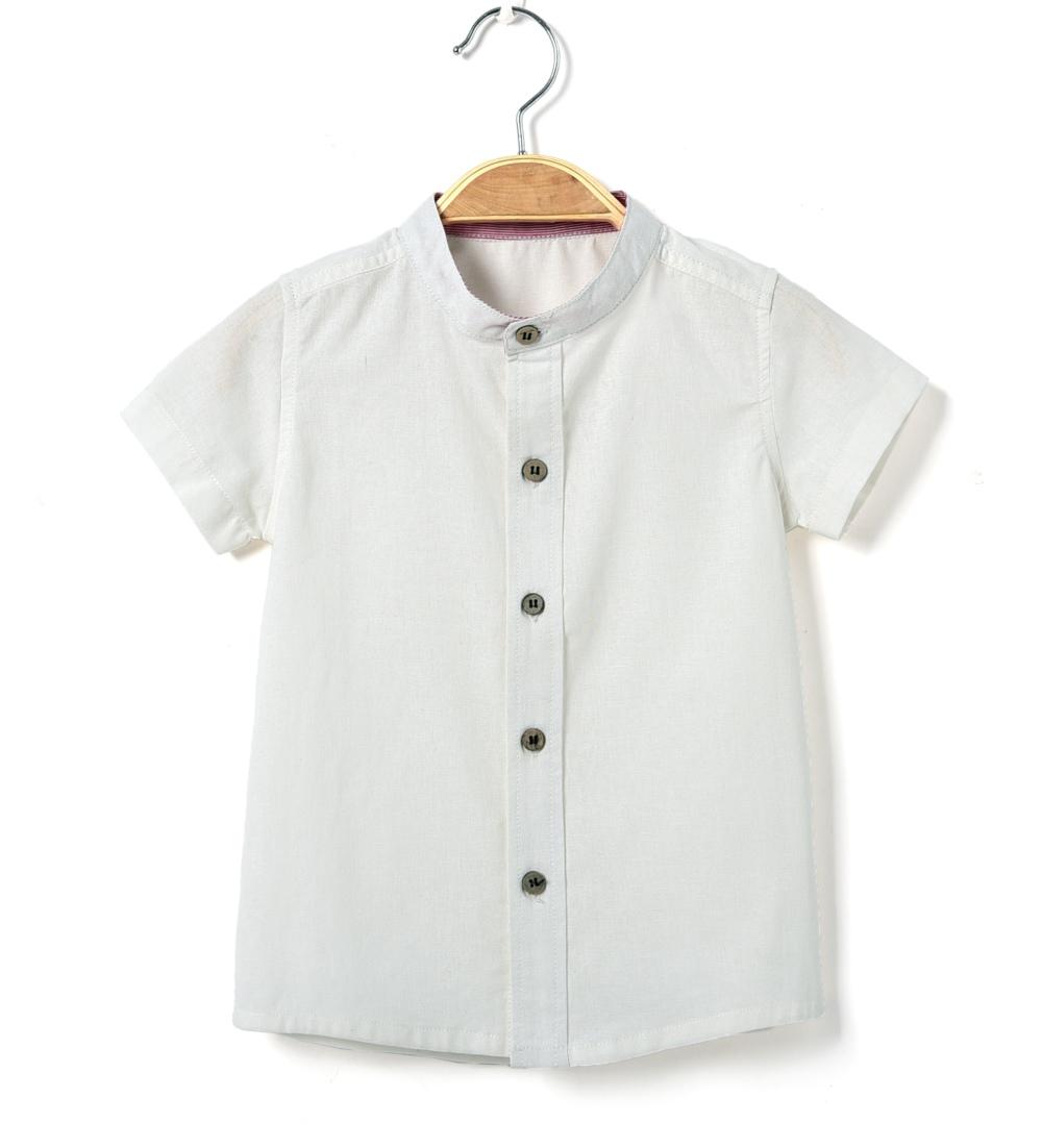 Aliexpress Buy baby boys short sleeve collar shirts