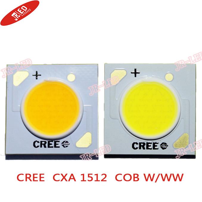 Freeshipping!5pcs/lot Cree XLamp CXA1512 24W COB EasyWhite 5000K Warm White 3000K LED Chip Light(China (Mainland))
