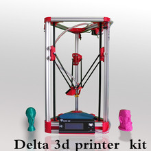 delta 3d printer kit  DLT -180 pen source  OSSEL ROSTOCK