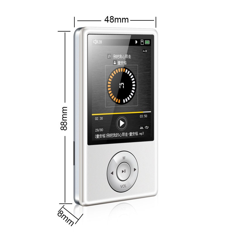 IQQ-X11-MP3-Player-8GB-Professional-lossless-hifi-music-mp3-music-player-with-TFT-screen-support (5)