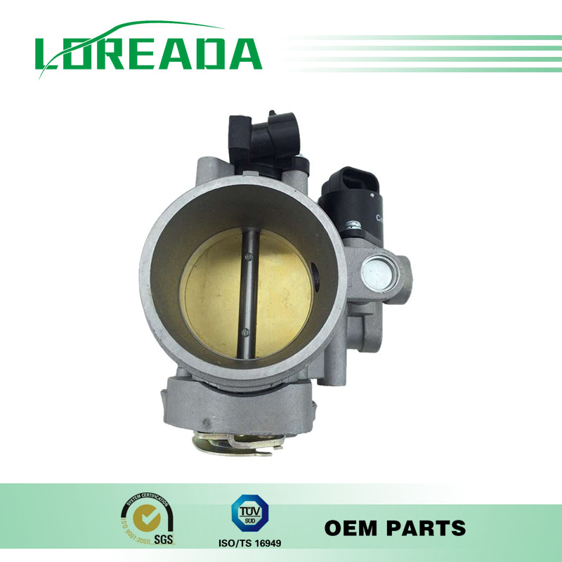 Throttle body D46 for ATV(all terrain vehicle) UTV 800CC/700CC/500cc OEM Quality Bore size 46mm Throttle valve assembly(China (Mainland))