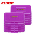 AZDENT 10 Boxes Orthodontics Ortho Wax Grape Flavor Teeth Whitening Dental Oral care For Braces gum