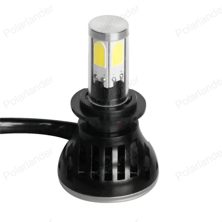 2016 New Design H7 Led Headlight Cars High Low Beam 40W Fog Light Kit CREEs LED Lamp Xenon Car-Styling H7 LED Bulbs For Cars(China (Mainland))