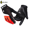 WOLFBIKE Breathable Non Slip Bike Bicicleta Full finger Gloves Cycling Road Mountain Bike Bicycle MTB BST