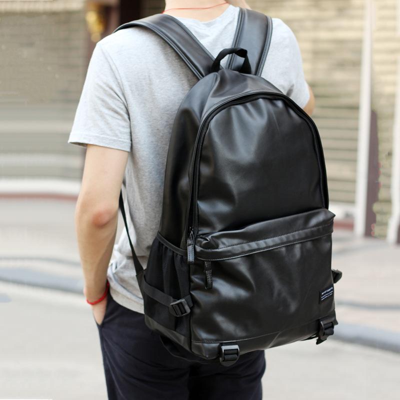 Men s backpacks 2015 sport brand bag men backpack laptop outdoor leather backpack men s travel