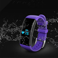 Heart Rate Waterproof Smart Wristband Bracelet Fitness Tracker Swim Band Smartband Pulsometer for Android iOS xiaomi