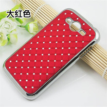 Buy Glitter Rhinestone Bling Plastic Case Samsung Galaxy Grand Neo Plus I9060i i9060 Grand Duos i9082 Chrome Cover Back Capas for $1.99 in AliExpress store