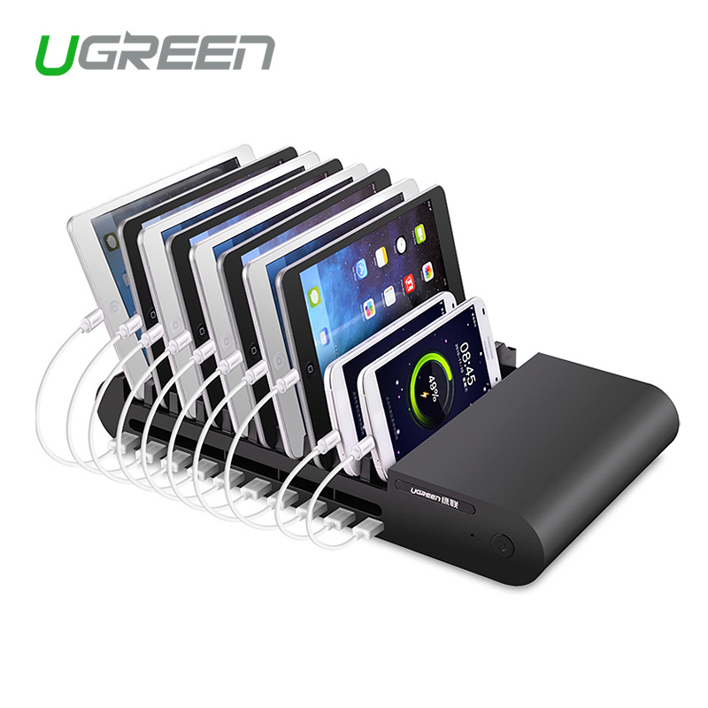 Ugreen 96w universal 10 port multi usb charger station - Multi chargeur usb ...