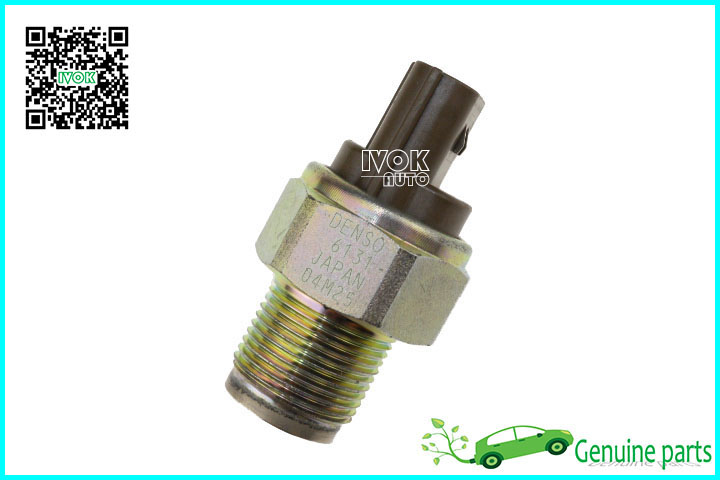 Genuine Fuel Rail High Pressure Sensor Regulator For Nissan Navara D40 2.5 DCI 499000-6131, 4990006131(China (Mainland))