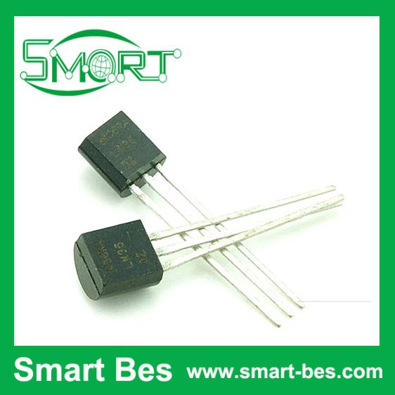 ! 2 SONTEEN new original LM35DZ precise temperature sensor TO - 92  -  Shenzhen S-Mart Electronics Co., Ltd~ 24hour fast shipping~ store